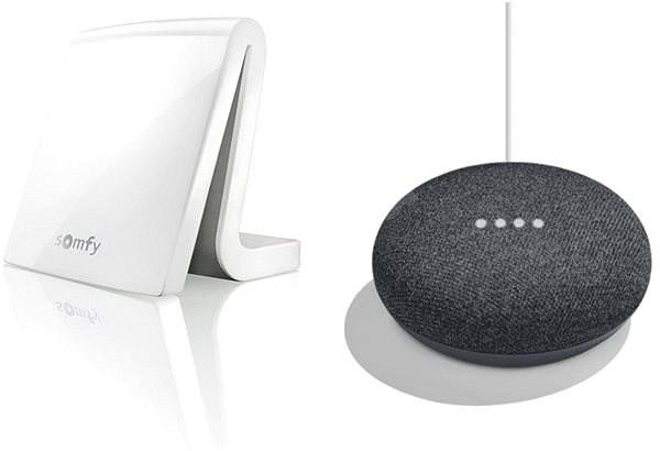 Simplifiez votre quotidien avec des box domotiques comme somfy ou google home